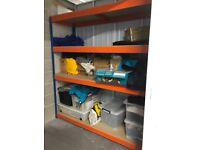 Rapid Industrial Racking Long Span Shelving (pallet racking, storage )