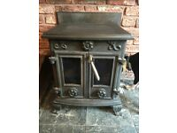 Country Kiln multi fuel burning stove - ready for collection