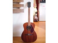 Fender Electric Acoustic Guitar - Tim Armstrong