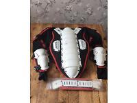 Motocross body armour. Adult size xxl.