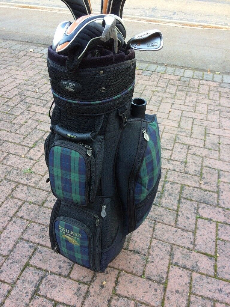 Golf bags & Golf clubs for sale
