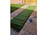 Artificial Grass Off Cuts - High Quality!