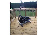 Confidence fitness cross trainer