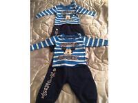 Baby boy bundle -Tiny/Newborn