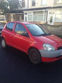 CHEAP TOYOTA YARIS