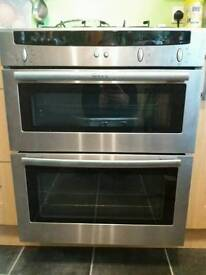 asap Neff electric oven and hob