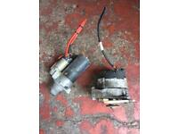 Lotus Esprit- Starter Motor - Alternator