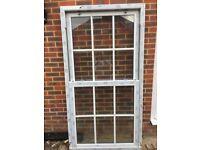 17 Various SIZES UPVC Sliding Sash Window Double Glazed