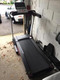Reebok foldaway treadmill