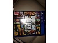 Grand Theft Auto Video Game (PS4)