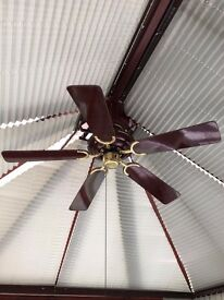*REDUCED* Fantasia Conservatory Ceiling Fan