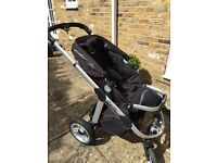ICandy carrycot and stroller