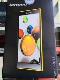 Like New Lenovo Tablet S8 16GB