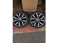 VW alloys Leon golf Audi etc 18 inch