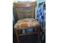 1 free chair
