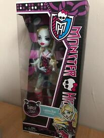 Monster High Lagoona Blue Dance Class Brand New
