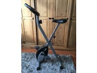 Exercise Bike - Foldable Home Trainer Ultrasport