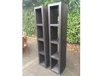 FREE FREE FREE 2 x bookcases from ikea