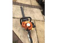 Stihl Petrol hedge trimmer cutter