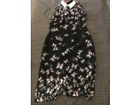 New butterfly dress size 8