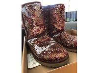 Genuine Women's Ugg boots - 7.5 UK - reasonable offers will be considered