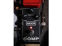 MXR Super Comp (compressor)