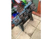 Clarke 4 and a half inch band saw fully working