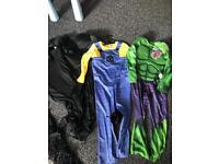 7-8 years costume