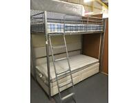 Metal high Riser bed