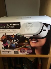 Brand new engage virtual headset
