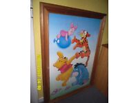PINE LARGE WINNIE THE POOH PICTURE