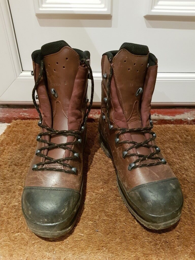 a2c1badd5a8 Haix Trekker Mountain Chainsaw Boots | in Cramlington, Northumberland |  Gumtree