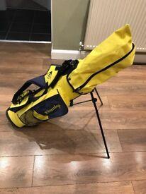 Dunlop Loco Crazy Long Golf Club Set 7 - 9 Years