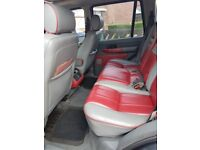 Spare or repair range rover autobiography