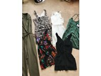 Women's Size 8 Clothing; Tops/Dresses/Skirts/Shorts/Jeans