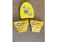 PHP Swimming Armbands and swim float