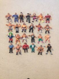 Wrestling Figures bundle. Used but in good condition.