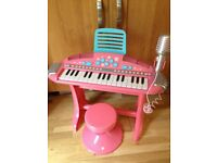 ELC Electronic keyboard