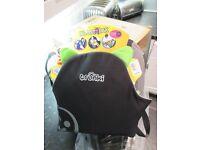 Boost A Pak portable rucksack car seat