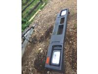 Iveco Eurocargo Tipper front bumper plus other spares 2001 75/e15