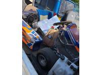 Tkm race cart runs