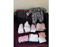 Girl clothes 0-3