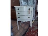 French style bedside table