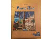 Puerto Rico - like new, great game