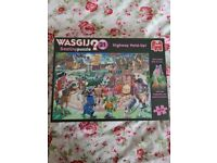 Brand new Wasjig puzzle 'Highway Hold-Up'