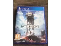 PS4 - Starwars Battlefront