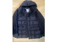 Men's Moncler Padded Coat Size 4 (Large) Original Cost £995 Premium Designer Clothing
