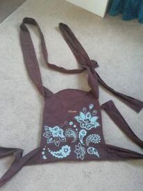 Ellaroo Mei tai wrap sling