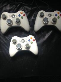 X3 Xbox 360 controller