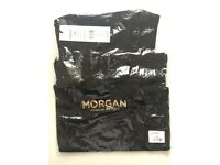 Morgan de Toi Black Trunk Size Small - Brand New